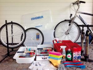 Bike @ School box