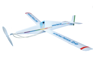 Miniatuurvliegtuig