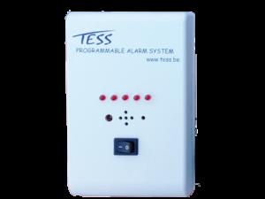 programmeerbaar alarm - doe-activiteit van uitgeverij TESS
