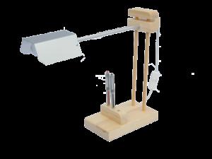 bureaulamp met stekker en snoer