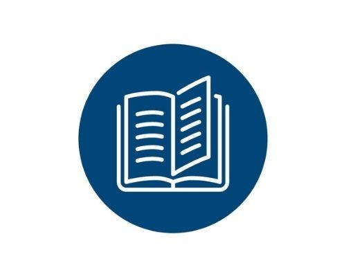 Icoon leerwerkboeken