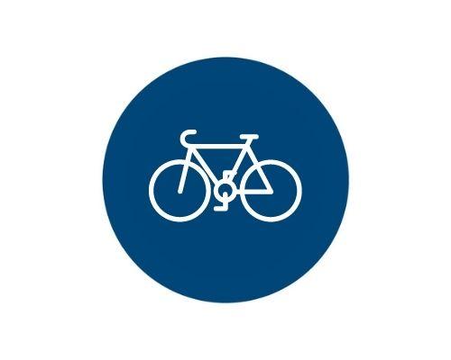 Icoon fietsprojecten