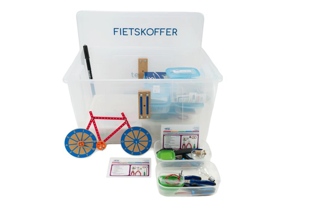 Fietsproject - De fietskoffer - Klasmateriaal