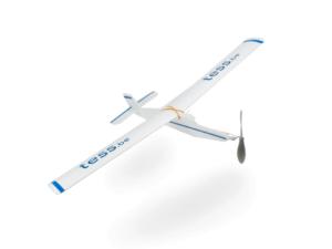 Miniatuurvliegtuig - Uitgeverij TESS