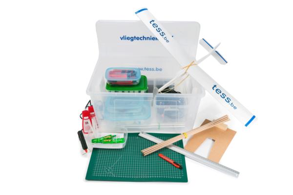 VliegtechniekBOX - Uitgeverij TESS